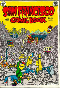 Cover Thumbnail for San Francisco Comic Book (The Print Mint; Last Gasp, 1980 series) #5