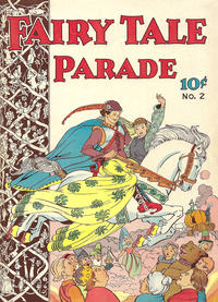 Cover Thumbnail for Fairy Tale Parade (Dell, 1942 series) #2