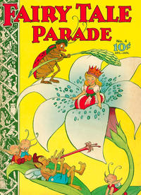 Cover Thumbnail for Fairy Tale Parade (Dell, 1942 series) #4