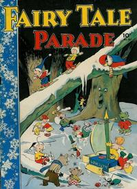 Cover Thumbnail for Fairy Tale Parade (Dell, 1942 series) #8