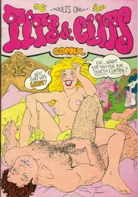 Cover Thumbnail for Tits & Clits (Nanny Goat Productions; Last Gasp, 1977 series) #6