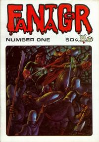Cover Thumbnail for Fantagor (Last Gasp, 1971 series) #1