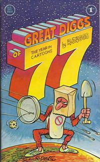Cover Thumbnail for Great Diggs of 77 (Rip Off Press, 1977 series)
