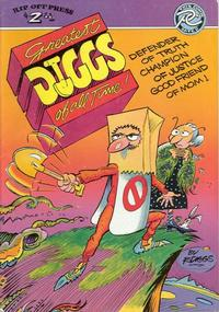 Cover Thumbnail for Greatest Diggs of All Time (Rip Off Press, 1991 series)