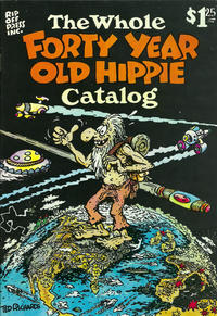 Cover Thumbnail for The Whole Forty Year Old Hippie Catalog (Rip Off Press, 1978 series) #[nn]
