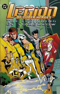 Cover Thumbnail for Legion of Super-Heroes: The Beginning of Tomorrow (DC, 1999 series) #[nn]