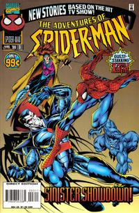 Cover for The Adventures of Spider-Man (1996 series) #3