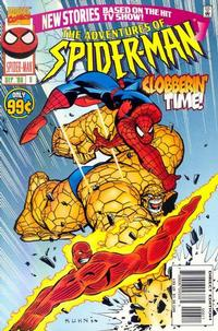 Cover Thumbnail for The Adventures of Spider-Man (Marvel, 1996 series) #6