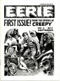 Cover Thumbnail for Eerie (Warren, 1965 series) #1
