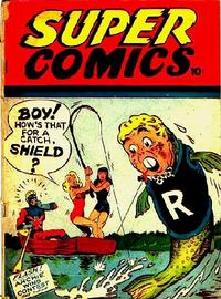 Cover Thumbnail for Super Comics (F.E. Howard Publications, 1943 series) #v2#6