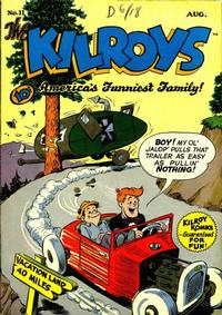 Cover Thumbnail for The Kilroys (American Comics Group, 1947 series) #11