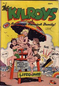 Cover for The Kilroys (American Comics Group, 1947 series) #12