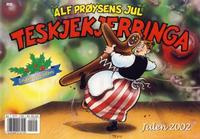 Cover Thumbnail for Alf Prøysens Jul (Egmont Serieforlaget, 2001 series) #2002