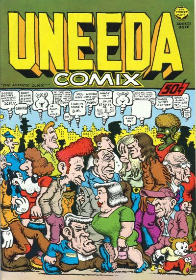 Cover for Uneeda Comix (1970 series) #[nn]