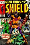 Cover for Nick Fury, Agent of SHIELD (Marvel, 1968 series) #15