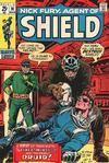 Cover for Nick Fury, Agent of SHIELD (Marvel, 1968 series) #18