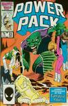 Cover Thumbnail for Power Pack (1984 series) #23 [Direct Edition]