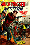 Cover for Quick Trigger Western (Marvel, 1956 series) #16