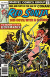 Cover for Red Sonja (Marvel, 1977 series) #7 [Regular Edition]
