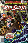 Cover for Red Sonja (Marvel, 1977 series) #14