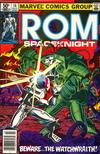 Cover Thumbnail for ROM (1979 series) #16 [Newsstand Edition]