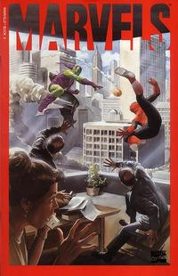 Cover Thumbnail for Marvels (Marvel, 1994 series) #0