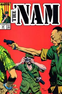 Cover Thumbnail for The &#39;Nam (Marvel, 1986 series) #24