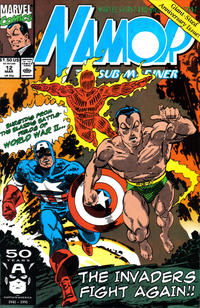 Cover Thumbnail for Namor, the Sub-Mariner (Marvel, 1990 series) #12
