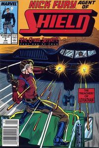 Cover Thumbnail for Nick Fury, Agent of S.H.I.E.L.D. (Marvel, 1989 series) #7
