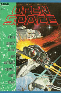 Cover Thumbnail for Open Space (Marvel, 1989 series) #2
