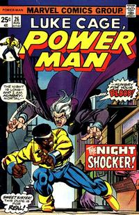 Cover Thumbnail for Power Man (Marvel, 1974 series) #26