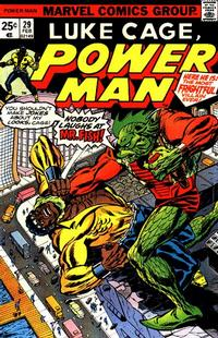 Cover Thumbnail for Power Man (Marvel, 1974 series) #29