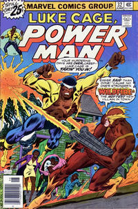 Cover Thumbnail for Power Man (Marvel, 1974 series) #32