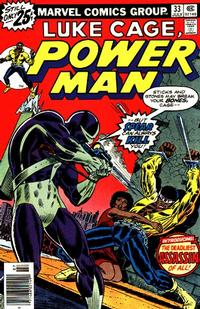 Cover Thumbnail for Power Man (Marvel, 1974 series) #33