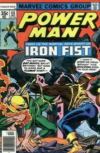 Cover Thumbnail for Power Man (Marvel, 1974 series) #48