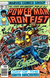 Cover Thumbnail for Power Man (Marvel, 1974 series) #52