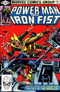 Cover Thumbnail for Power Man and Iron Fist (Marvel, 1981 series) #79