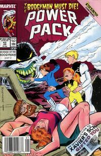 Cover Thumbnail for Power Pack (Marvel, 1984 series) #43