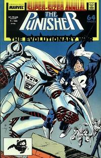 Cover Thumbnail for The Punisher Annual (Marvel, 1988 series) #1 [Direct]