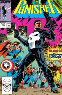 Cover Thumbnail for The Punisher (Marvel, 1987 series) #29