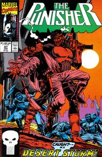 Cover Thumbnail for The Punisher (Marvel, 1987 series) #47