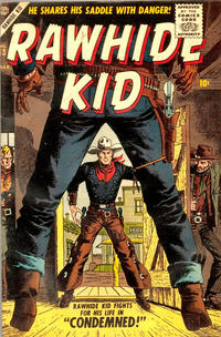 Cover Thumbnail for Rawhide Kid (Marvel, 1955 series) #13