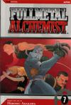 Cover for Fullmetal Alchemist (Viz, 2005 series) #7