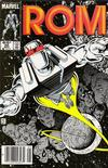 Cover Thumbnail for ROM (1979 series) #66 [Newsstand Edition]