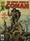 Cover for The Savage Sword of Conan (Marvel, 1974 series) #47