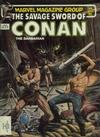 Cover for The Savage Sword of Conan (Marvel, 1974 series) #92 [Direct Edition]