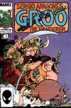 Cover for Sergio Aragonés Groo the Wanderer (1985 series) #9