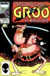 Cover for Sergio Aragonés Groo the Wanderer (1985 series) #22 [Newsstand Edition]
