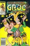 Cover for Sergio Aragonés Groo the Wanderer (Marvel, 1985 series) #36 [Newsstand]