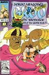 Cover for Sergio Aragonés Groo the Wanderer (Marvel, 1985 series) #98